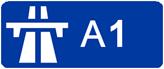 logo Autoroute A1
